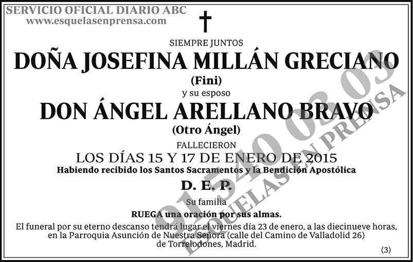 Josefina Millán Greciano